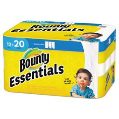 PGC92975CT - Bounty® Basic Select-a-Size Paper Towels