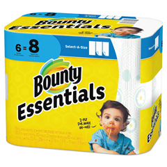 PGC92981CT - Bounty® Basic Select-a-Size Paper Towels