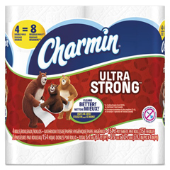 PGC94106PK - Charmin® Ultra Strong Bathroom Tissue