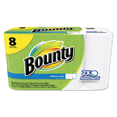 PGC95005 - Bounty® Select-a-Size Perforated Roll Towels