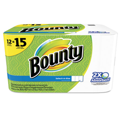 PGC95007 - Bounty® Select-a-Size Perforated Roll Towels