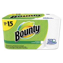 PGC95032 - Bounty® Perforated Towel Rolls