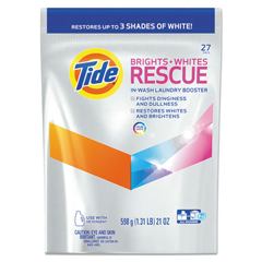 PGC96238 - Tide® Brights + Whites Rescue In-Wash Laundry Booster Pacs
