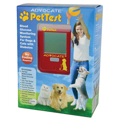 PHAPT-100 - Pharma SupplyAdvocate PetTest Meter Kit