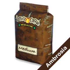 PHIG-AMB-1 - Philz CoffeeAmbrosia - Ground, 1 lb. bag