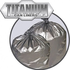 PITTI3340S - Titanium Low-Density Can Liners