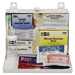 PKT6100 - Pac-Kit® 25 Person Industrial First Aid Kit 6100