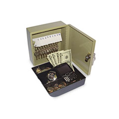 PMC04982 - Securit® Personal 2-in-1 Key Cabinet/Drawer Safe