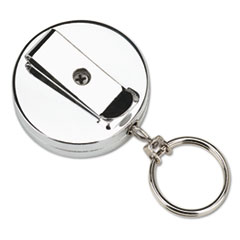 PMC04990 - Securit® Pull Key Reel Wearable Key Organizer