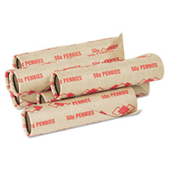 PMC65029 - PM Company® Preformed Paper Tubular Coin Wrappers