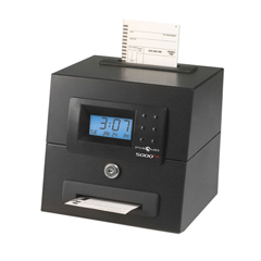PMD5000HD - Pyramid5000+HD Heavy Duty Auto Totaling Time Clock