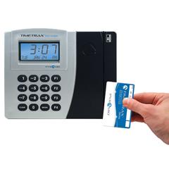 PMDPSDLAUBKK - PyramidTimeTrax™ Elite Swipe Card Time Clock System