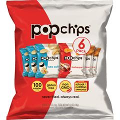 PPH21812PK - Popchips Variety Pack