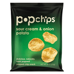 PPH70070 - popchips® Sour Cream & Onion Potato Chips