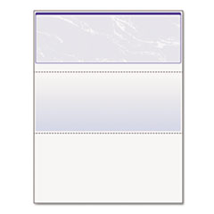 PRB04501 - Paris Business Products DocuGard® Standard Security Marble Business Checks