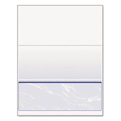 PRB04517 - Paris Business Products DocuGard® Standard Security Marble Business Checks