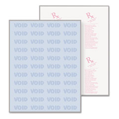 PRB04543 - Paris Business Products DocuGard® Medical Security Papers