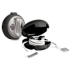 PRBMCW32MCK - Dotz Cord Case, Mini, 3.8 x 3.6, Up to 5 Ft