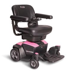 PRDGO_CHAIR_ROSE - Pride Mobility - Go Chair, FDA Class II Medical Device