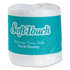 PSCST-296 - Soft Touch Individually Wrapped Bath Tissue