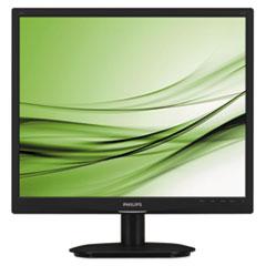 PSP19S4LSB5 - Phillips® S-Line LCD Monitor