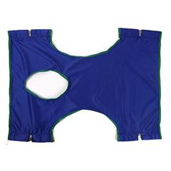PTC30133 - Proactive Medical - Standard Seat/Back Sling w/Commode Opening - Nylon