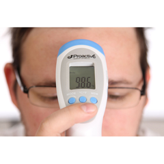 PTC40010 - Proactive Medical - Non-Contact Infrared Digital Thermometer