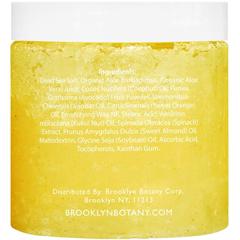 PTCBBN300008 - Brooklyn Botany - 100% Natural Sweet Orange Body Scrub & Hand Scrub
