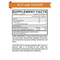 PTCTBN203144 - Got Gummys - 500mg Apple Cider Vinegar