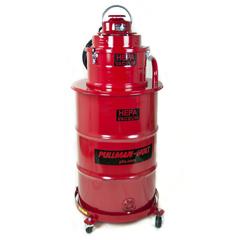 PUL967792401 - Pullman Ermator - Big Red Wet/Dry HEPA 55 Gallon Drum Vacuum