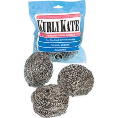PUR300 - Kurly Kate® Stainless Steel Sponges