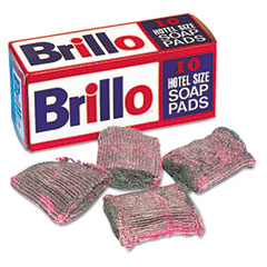 PUXW240000 - Brillo® Steel Wool Soap Pad