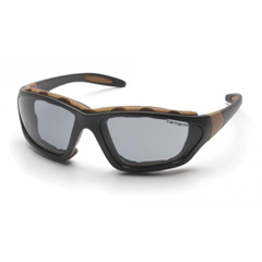 PYRCHB420DTPCS - CarharttCarthage Anti-Fog Gray Lens with with Black & Tan Frame