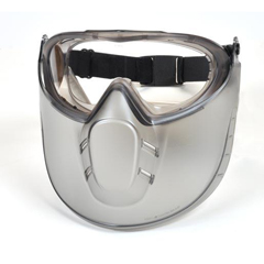PYRGG504TSHIELD - Pyramex Safety ProductsCapstone® Shield Goggle Combo with Clear Lens