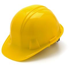 PYRHP14130 - Pyramex Safety ProductsCap Style 4-Point Ratchet Suspension Hard Hat
