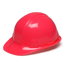 PYRHP14170 - Pyramex Safety ProductsCap Style 4-Point Ratchet Hard Hat