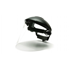 PYRS1020 - Pyramex Safety ProductsClear PC Faceshield