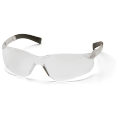 PYRS2510SNT - Pyramex Safety ProductsMini Ztek® Eyewear Clear Anti-Fog Lens with Clear Frame