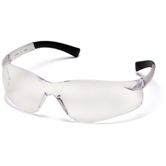 PYRS2510ST - Pyramex Safety ProductsZtek® Eyewear Clear Anti-Fog Lens with Clear Frame