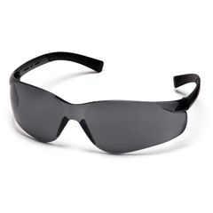 PYRS2520S - Pyramex Safety ProductsZtek® Eyewear Gray Lens with Gray Frame