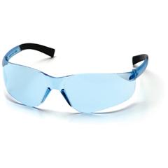 PYRS2560SN - Pyramex Safety ProductsMini Ztek® Eyewear Infinity Blue Lens with Infinity Blue Frame
