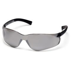 PYRS2570S - Pyramex Safety Products - Ztek® Eyewear Silver Mirror Lens with Silver Mirror Frame