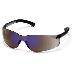 PYRS2575S - Pyramex Safety ProductsZtek® Eyewear Blue Mirror Lens with Blue Mirror Frame
