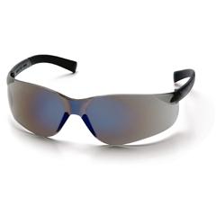 PYRS2575SN - Pyramex Safety ProductsMini Ztek® Eyewear Blue Mirror Lens with Blue Mirror Frame