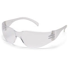PYRS4110S - Pyramex Safety ProductsIntruder® Eyewear Clear Lens with Clear Frame