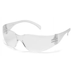 PYRS4110SNT - Pyramex Safety ProductsMini Intruder® Eyewear Clear Anti-fog Lens with Clear Frame