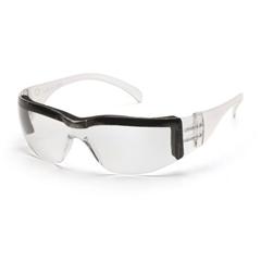 PYRS4110STP - Pyramex Safety ProductsIntruder® Clear Anti-Fog Lens with Clear Frame and Foam Padding