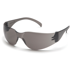 PYRS4120S - Pyramex Safety ProductsIntruder® Eyewear Gray Lens with Gray Frame