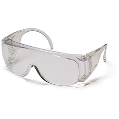 PYRS510S - Pyramex Safety ProductsSolo® Eyewear Clear Lens/Frame Combination