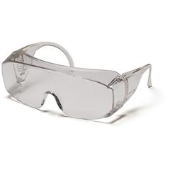 PYRS510SJ - Pyramex Safety ProductsSolo® Eyewear Jumbo Safety Eyewear Clear Lens/Frame - Jumbo